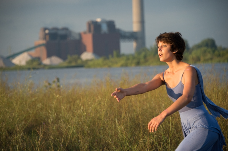 """""""Circlings"""" Choreographed by Jessica Fogel; Dancer: Nola Smith; Photo by Kirk Donaldson"""